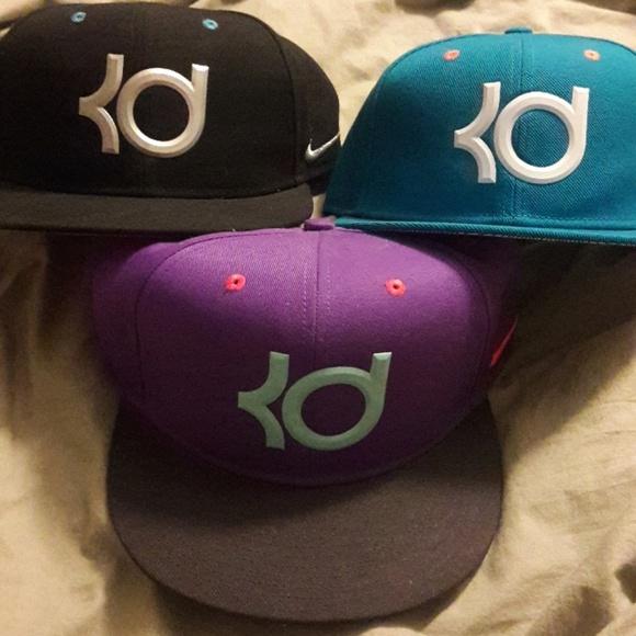 9222d4d1ae105 Nike Bundle of KD Kevin Durant Hat Hats. M 5be0fdbef63eea0d6fb9b92a